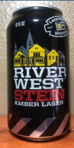 Riverwest Stein Beer