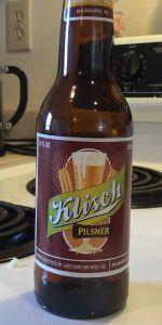 Klisch Pilsner Beer