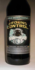Ground Control - Bourbon Barrel-Aged
