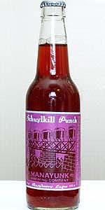 Schuylkill Punch (Raspberry Ale)