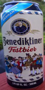 Benediktiner Oktoberfest / Festbier