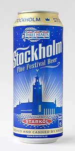 Stockholm Fine Festival Beer 5,3%