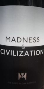 Madness & Civilization #6