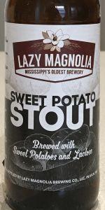 Sweet Potato Stout