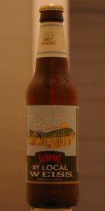 NY Local Weiss German Style Wheat Ale