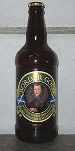 Border Gold Organic Ale