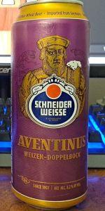 Schneider Weisse Tap 6 Unser Aventinus