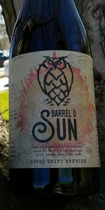 Barrel'd Sun