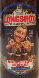 Longshot Nanzer's Belgian Golden Ale