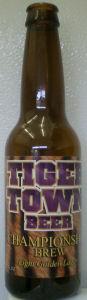 Tiger Town Beer