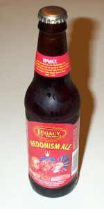 Hedonism Ale