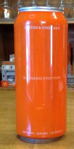 All Orange Everything