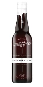 Tusk & Grain Coconut Stout