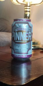 Passion Fruit Pinner