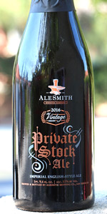 Private Stock Ale