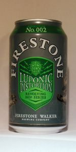 Luponic Distortion: Revolution No. 002