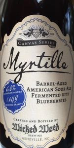 Canvas Series: Myrtille