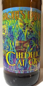 Psychedelic Cat Grass