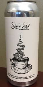 Single Shot - Vanilla Bean
