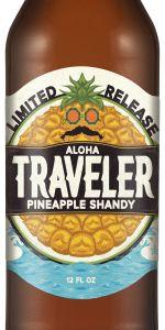 Aloha Traveler Pineapple Shandy