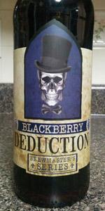 Deduction - Blackberry
