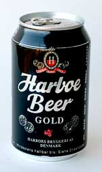 Harboe Guldøl (Harboe Beer Gold)