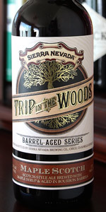 Trip In The Woods: Barrel-Aged Maple Scotch
