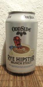 Rye Hipster Brunch Stout
