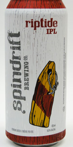 Riptide India Pale Lager