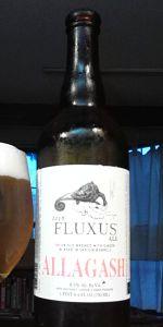 Allagash Fluxus 2016