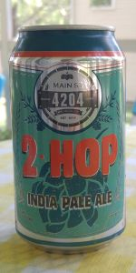 Two Hop IPA