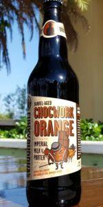 Barrel Aged Imperial Chocwork Orange