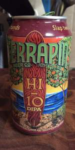 Terrapin Side Project #27: HI-10 DIPA Mango Habanero Double IPA