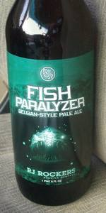 Fish Paralyzer Belgian-Style Pale Ale