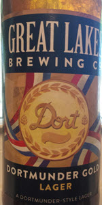 Great Lakes Dortmunder Gold