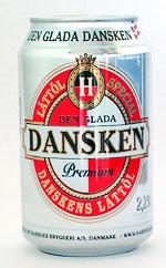 Harboe Den Glada Danskens Lättöl