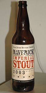 Maverick Imperial Stout
