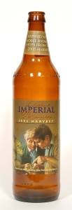 Samuel Adams Imperial Pilsner 2005 Harvest