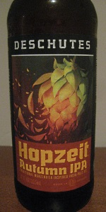 Hopzeit Autumn IPA