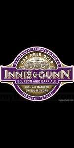 Innis & Gunn Bourbon Aged Dark Ale