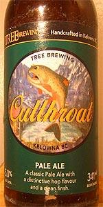 Cutthroat Pale Ale