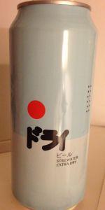 Extra Dry Sake Style Saison Ale