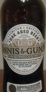 Innis & Gunn Fired Oak Scotch Ale