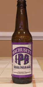 Wachusett IPA (India Pale Ale)