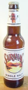 Saranac Single Malt Ale
