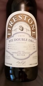 Rye Double DBA
