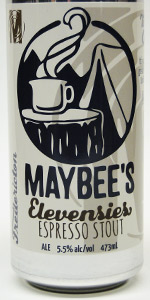 Elevensies Espresso Stout