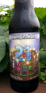 21st Anniversary Ale