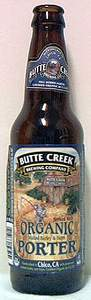 Butte Creek Organic Porter