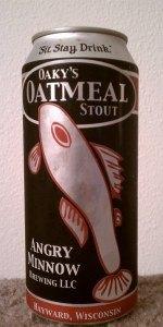 Oaky's Oatmeal Stout